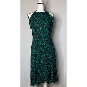 NWOT Who What Wear Halter Neck Dress Size Small